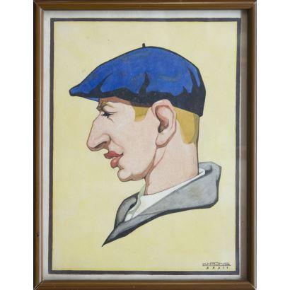 Gouache sobre papel. 1932.