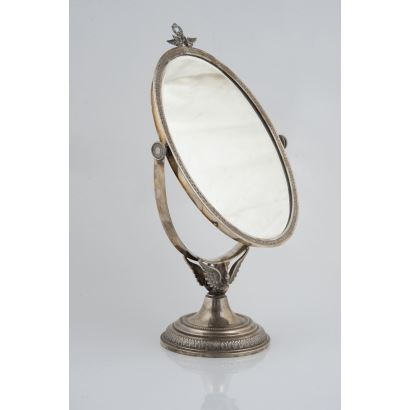 Espejo de sobremesa, siglo XX.