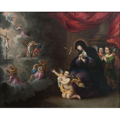 MARCO ANTONIO GARIBALDO (Amberes, 1620- c. 1678)