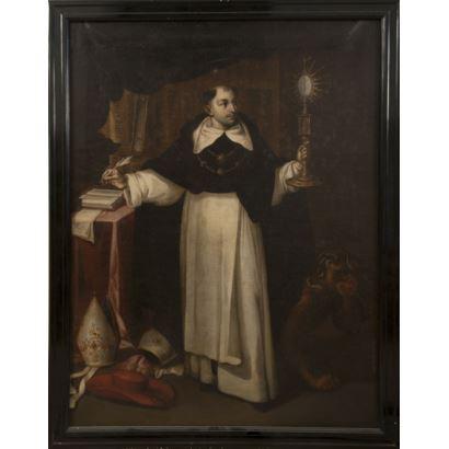 ALONSO DEL ARCO (Madrid, 1635 – 1704)