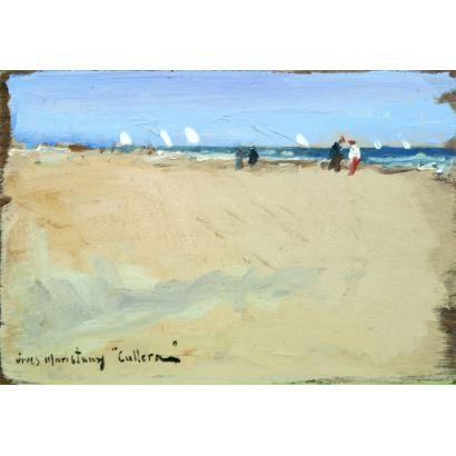Pintura del siglo XX. Vives Maristany (Girona, 1901 - 1932).