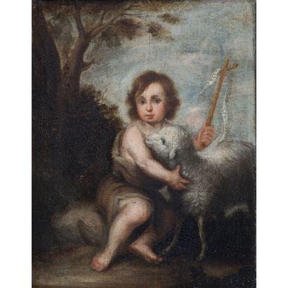 Pintura de Alta Época. Escuela Sevillana, siglo XVII.