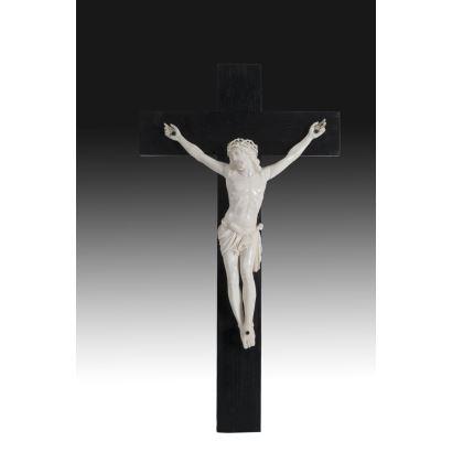 Cristo de marfil, pps. XX.