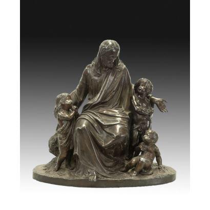 Escultura religiosa, pps. XX.