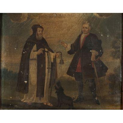 Escuela española, finales S. XVII.
