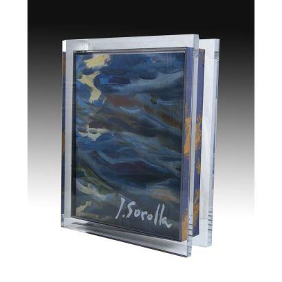 JOAQUÍN SOROLLA. Los paisajes de Sorolla. Año 2016. Editorial Artika.