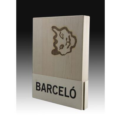 MIQUEL BARCELÓ. Cahier de félins. Año 2012. Editorial Artika.