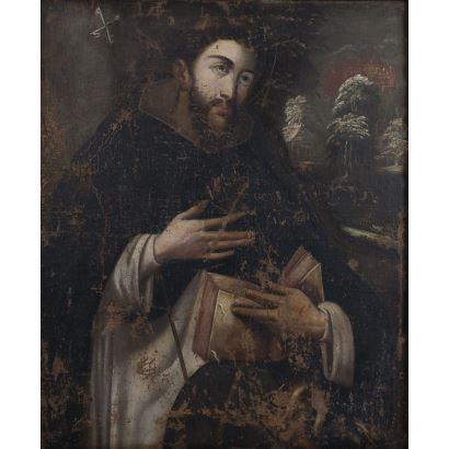 Escuela Española, siglo XVII.