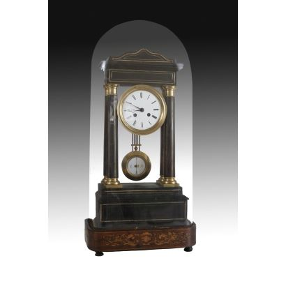 Reloj de pórtico, siglo XIX.