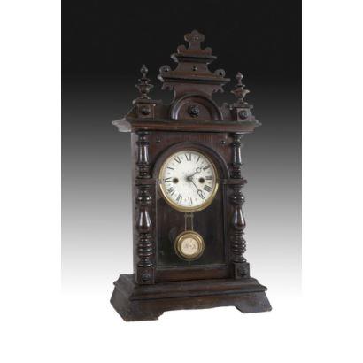 Reloj de sobremesa alfonsino, sigloXIX
