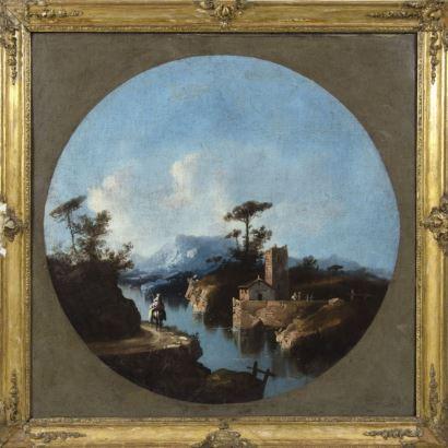 Pintura del siglo XIX. Escuela holandesa, S. XIX.