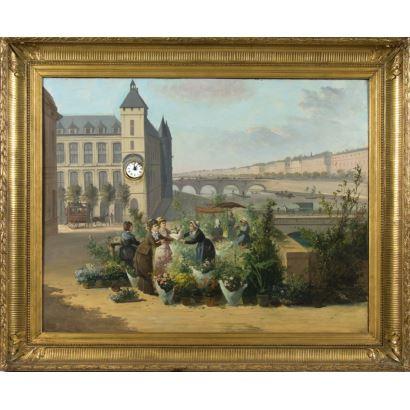 Escuela francesa, S. XIX