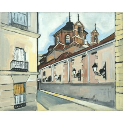 Escuela Española, siglo XX.