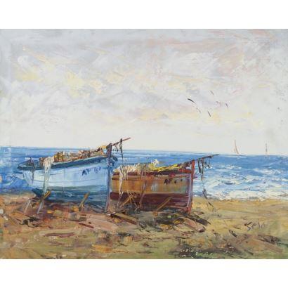 Pintura del siglo XX. Escuela española, S. XX.