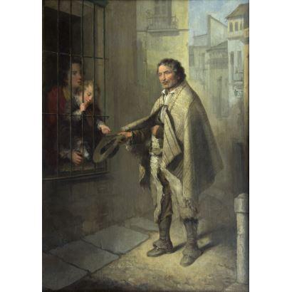 José Roldán Martínez (Sevilla, 1808 - 1871)