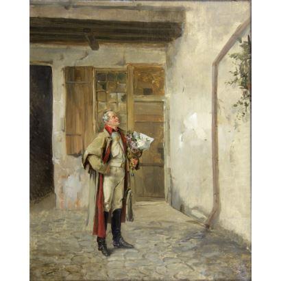 DOMINGO MUÑOZ CUESTA (Madrid, 1850-1935)