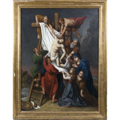 Siguiendo modelos de Rubens, ppios. S. XX.