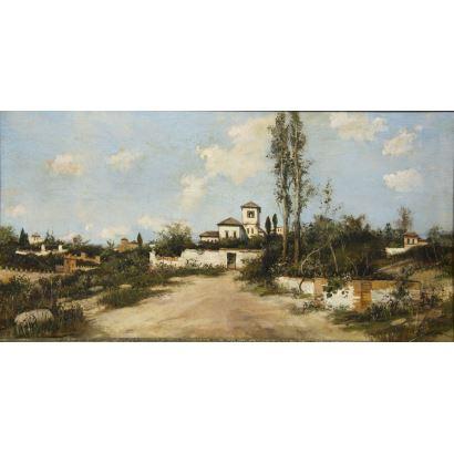 JOSÉ FRANCO CORDERO (Jerez de la Frontera, 1851 – Madrid, 1892)