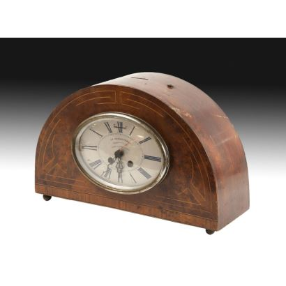 Reloj de sobremesa, hacia 1930.