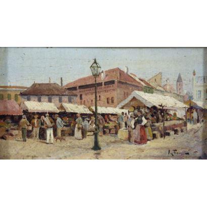 ANTONIO DE LA TORRE LÓPEZ (Murcia, 1886 - Málaga, 1918)