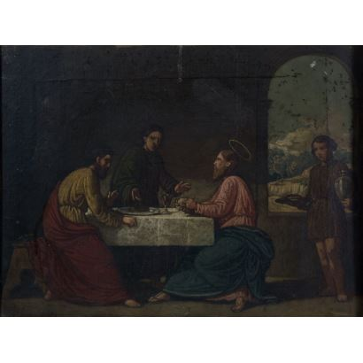 Escuela Italiana, siglo XIX.
