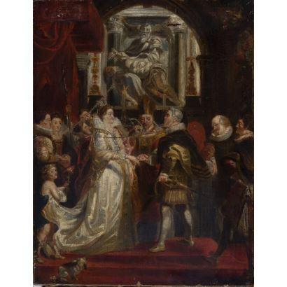Óleo sobre lienzo. ss.XIX-XX.
