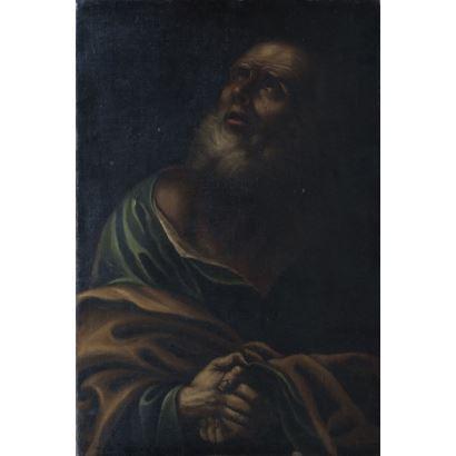 Las lágrimas de San Pedro, siglo XVII.
