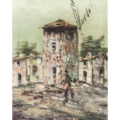 Pintura del siglo XX. Esc. española, S. XX.