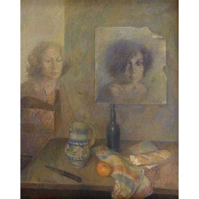 JUAN MOLINO (Mancha Real, 1949).