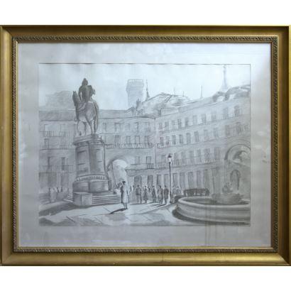 JUAN ESPLANDIÚ (Madrid, 1901– 1978)