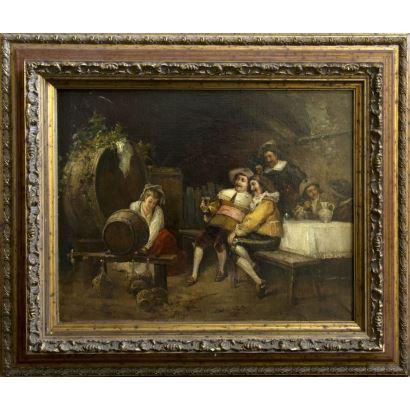 ENRIQUE ATALAYA GONZÁLEZ (Murcia, 1851- París, 1914)