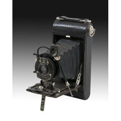 Cámara fotográfica Kodak, New York, años 30.