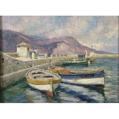 JACQUES MADYOL (Bélgica, Ixelles, 1871 – 1950)