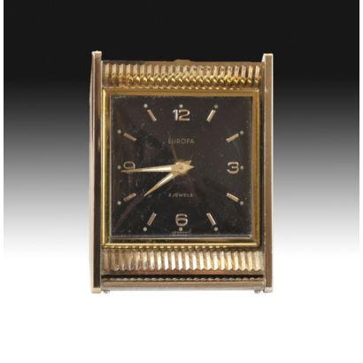 Reloj despertador de viaje, Alemania,  S. XX.