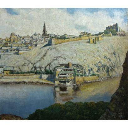 ENRIQUE VERA SALES (Toledo, 1886 – Madrid, 1956).