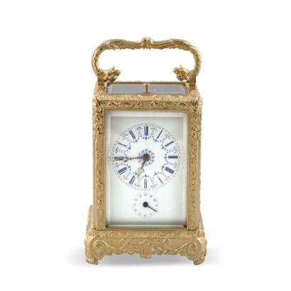 Reloj de cabecera,  S. XIX.