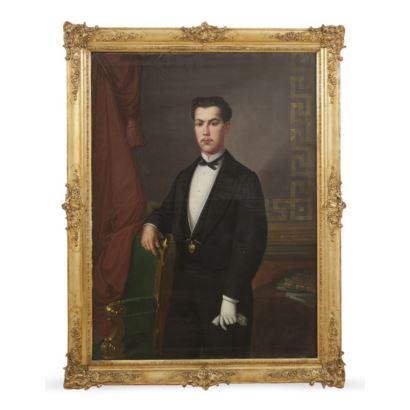 AUGUSTO MANUEL DE QUESADA Y VÁZQUEZ (Sevilla, 1824-1891)