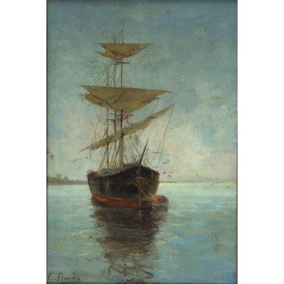 FLORIDO, Enrique (Málaga, 1873-1929)