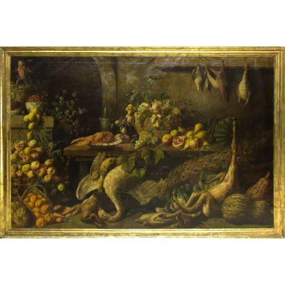 Círculo de Frans Snyders (1579 - 1657)