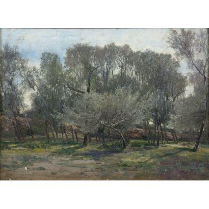 AURELIANO DE BERUETE (Madrid, 1845 - 1912)