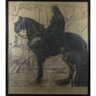 LUIS HUIDOBRO LAPLANA (Madrid, 1870- 1936).