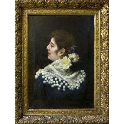 MANUEL DE LA ROSA (Coria del Río, 1860 - Sevilla, 1924)