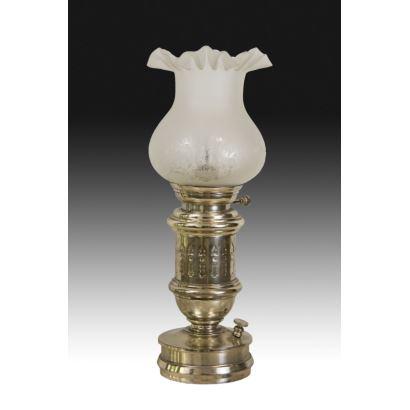 Lámpara de mesa, S. XX.