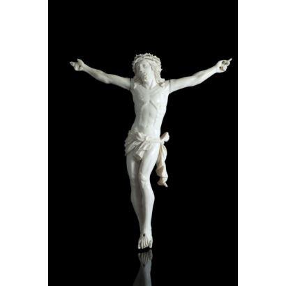 Cristo Crucificado, segunda mitad S. XIX.