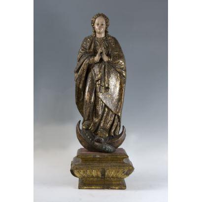 Esculturas. Escuela castellana, S. XVI.