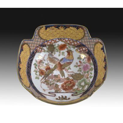 Arte Oriental. Cuenco chino, siglo XIX.