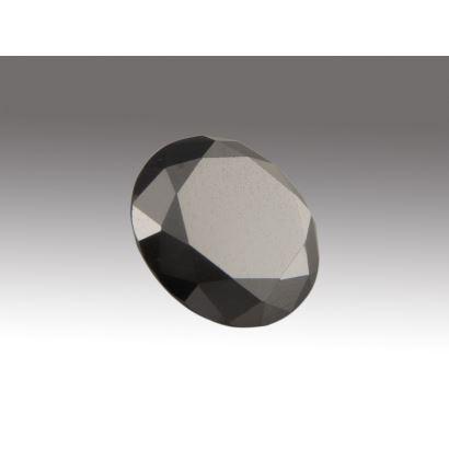 Diamante Negro (Jet Black)  de 2cts. Peso: 0,4g.