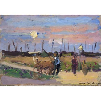 VIVES MARISTANY (Girona, 1901 - 1932).