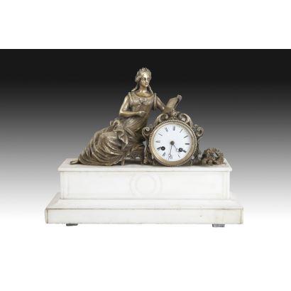 Reloj francés, S. XX.