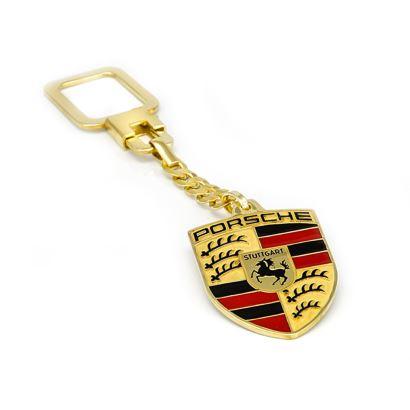 Llavero Porsche
